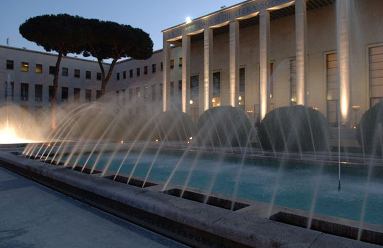 feste aziendali salone delle fontane