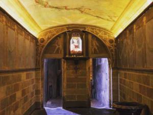 Chiesa Sconsacrata sala
