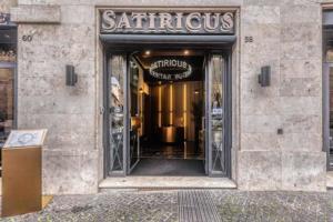 location ristorate satiricus roma san pietro (4)